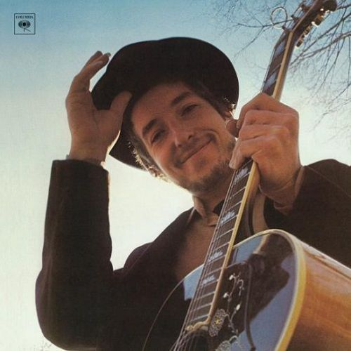 BOB DYLAN Nashville Skyline CD Album Columbia 2003